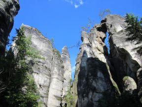 Adršpach-Pískovna Tour am 15.06.2012 im Falkengebirge
