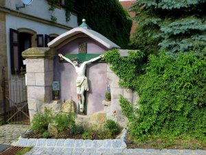 Joggingtour am 24.06.2015 von Rothensand nach Forchheim